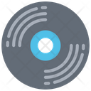 Disc Record Dvd Icon