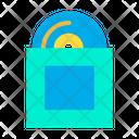 Comapact Compact Disc Dvd Icon