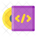 Disc Software Data Icon