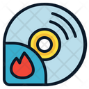 Disc Burn File Icon