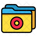 Multiple Folder Archive Icon