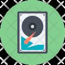 Disc Harddisk Drive Icon