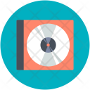 Disc Play Song Icon