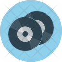 Disc Music Song Icon