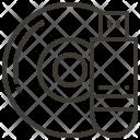 Disc Usb Design Icon
