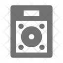 Disc Player Hard Icon