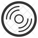 Disc Componentsdevices Computer Icon