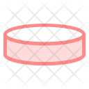 Disc Hockey Ball Icon