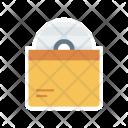 Disc Bag Cd Icon