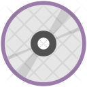 Compact Disc Storage Icon