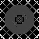 Disc Cd Icon
