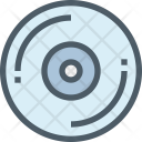 Dj Player Cd Icon