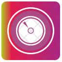 Dj Sound Disc Icon