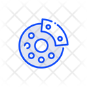 Disc Brake Brake Safety Icon