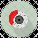 Disc Brake Brake Automobile Icon