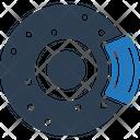 Disc Brake Disc Brake Icon
