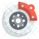 Disc Brake Brake Disc Icon