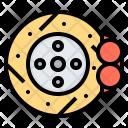 Disc Brake Stop Icon