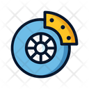 Disc break Icon