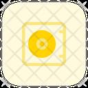 Disc Jockey Dj Dj Mixer Icon