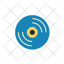 Disc Music Interface Music Disc Icon