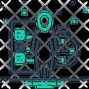 Disciplines Regulation Behavior Icon