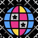 Disco Party Celebration Icon