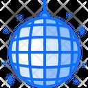 Disco Ball Music Icon