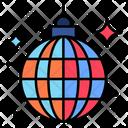 Disco Disco Ball Party Icon