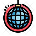 Disco Ball Birthday Icon
