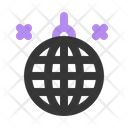 Disco Ball Party Ball Party Icon