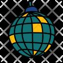 Disco Ball Light Icon