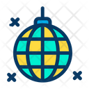 Ball Party Celebration Icon