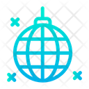 Ball Party Celebration Icon
