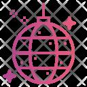 Discoball Disco Party Icon