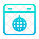 Disco Event Icon
