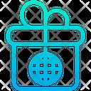 Disco Gift Icon