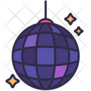 Disco Light Pub Icon