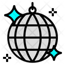 Disco Ball Party Icon