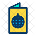 Disco Menu Icon
