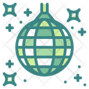 Discoball Mirrorball Dance Icon