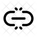 Disconnect Unlink Chain Icon