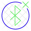 Disconnect Bluetooth Icon