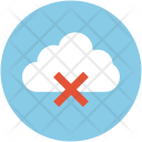 Icloud Disconnection Disconnectivity Icon