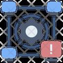 Disconnect Error Problem Icon
