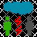 Rebut Dispute Quarrel Icon