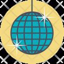Discotheque Ball Party Icon