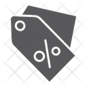 Discount Label Coupon Icon
