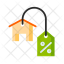 Discount Discount On Property Discount Tag Icon