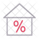 Discount Bank Offer Icon
